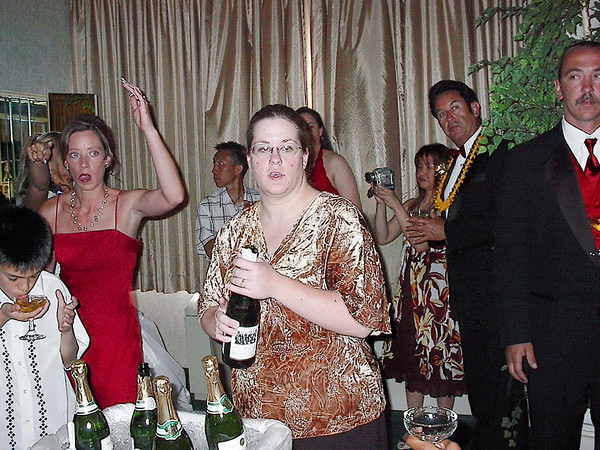 Dinner/Wedding/Reception Photos (Sandy)